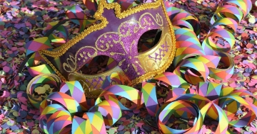 Karneval Fasching Gadgets Masken Kostüme Party Saufen