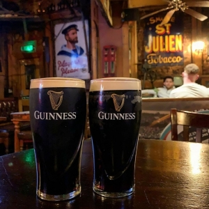 St. Patricks Day-Pub-Pub Tour-17.03.2020-Guinness-Cider-Carbombs-Corona-Despo-Bier-Vollrauch-Day Drinking-Ballermann-Ballermann Party-Heute Billig Morgen Teuer-Malle Opening 2020-Bierkönig